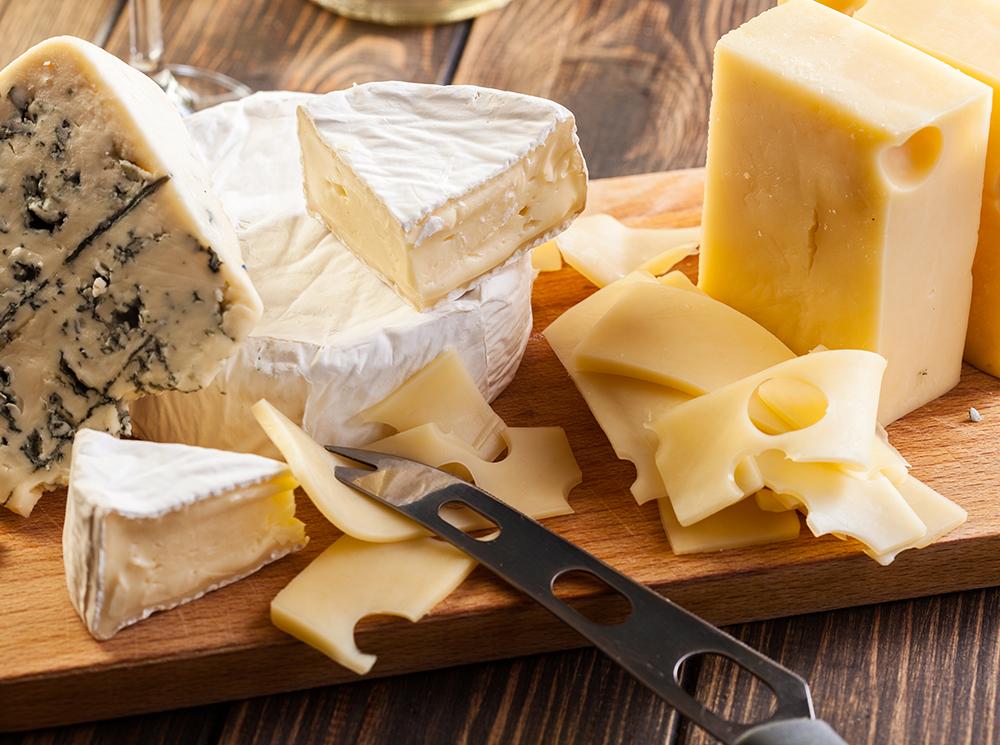 Сыр для химической диеты