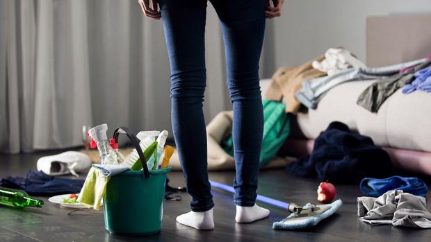 Фото №1 - Грязные разводы: как домохозяйкам продают идею о чистом доме