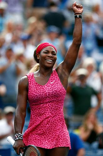 Фото №15 - Гардероб Серены Уильямс: как одевается самая обсуждаемая теннисистка мира