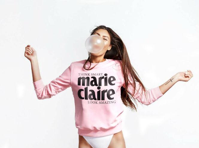 Фото №1 - Логомания от Marie Cliare