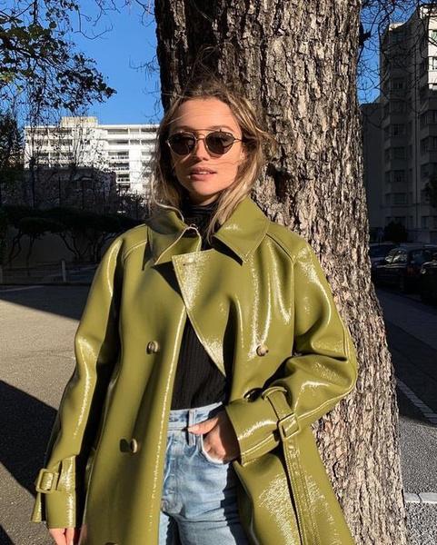 Фото №4 - Весна 2021: топ-5 самых модных курток по версии фэшн-блогеров