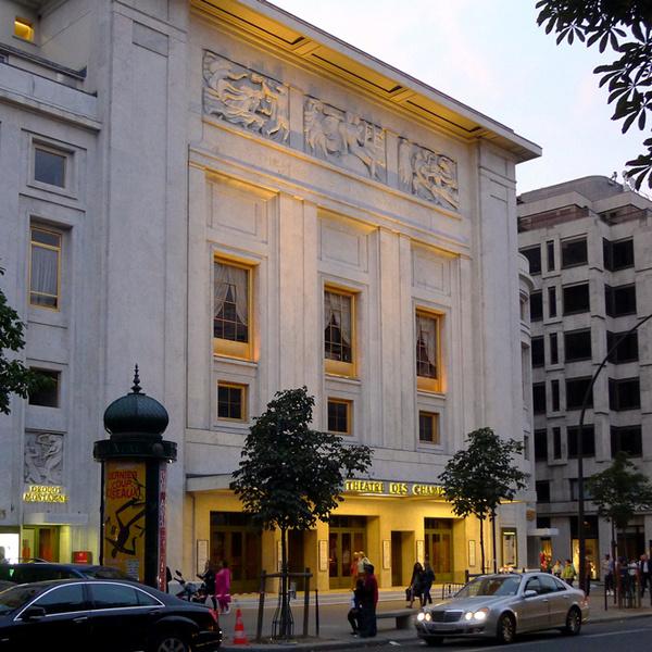Фото №11 - Летим в театр: 10 лучших театральных подмостков Парижа