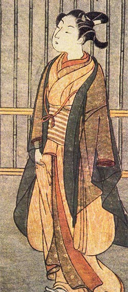 Фото №4 - Удобный наряд хакама-сита