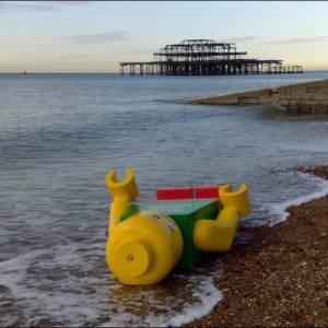 Фото №1 - Загадки на пляже