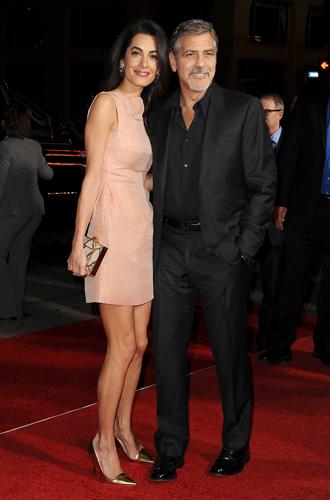 Фото №27 - Джордж и Амаль Клуни: история любви