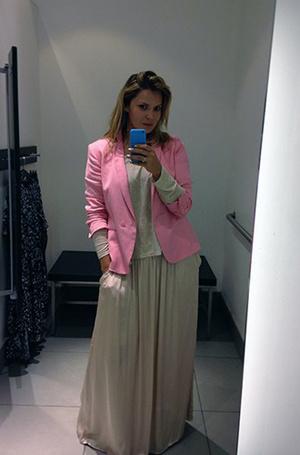 Фото №7 - Катя Жаркова: правила шопинга для девушек plus size