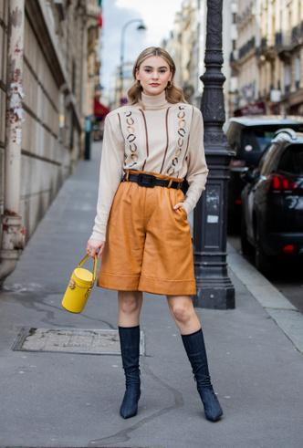 Фото №8 - Смелый выход: как носить подиумные тренды в повседневной жизни