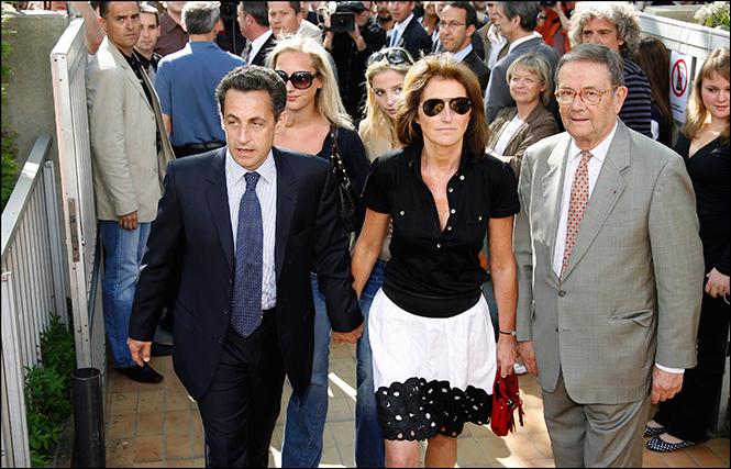 Фото №24 - Первые леди Франции: от Ивонны де Голль до Карлы Бруни-Саркози