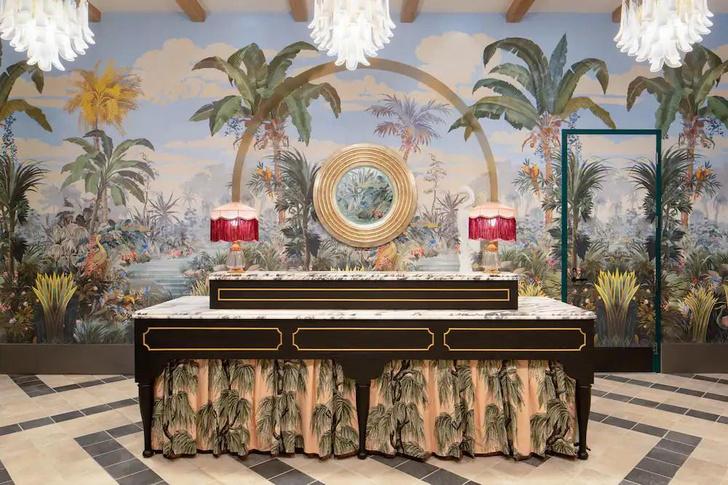 Фото №9 - The Goodtime Hotel: атмосферный отель в Майами по дизайну Кена Фалка