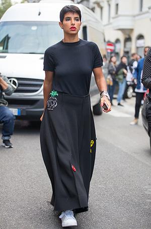 Фото №8 - Ее Высочество Дина Абдулазиз— самая модная принцесса Востока