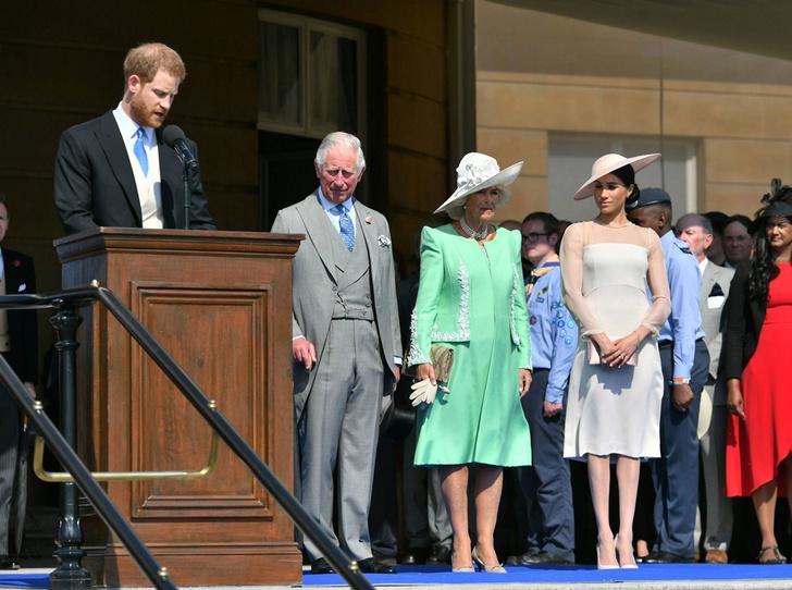 Фото №5 - Кто и чем расстроил принца Чарльза