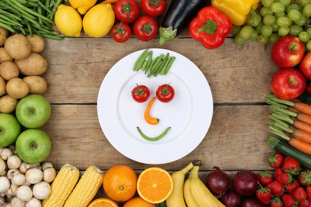 Фото №1 - Здоровое питание: что и как есть, чтобы не набирать вес