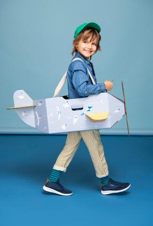 Фото №2 - Маленькие модники: Geox представил стильную детскую коллекцию для лета