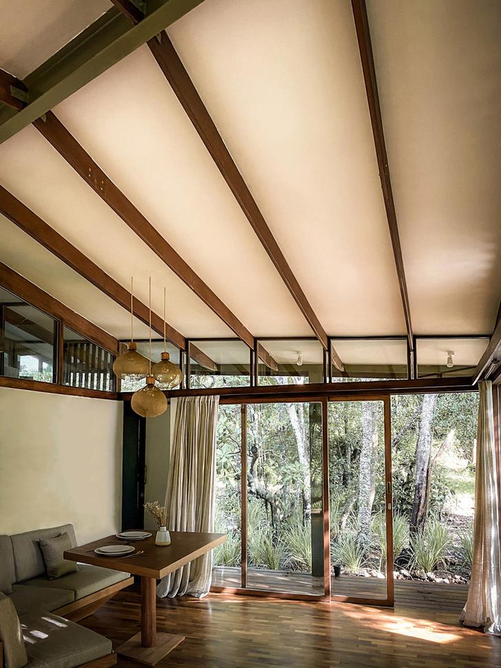 Фото №3 - Tetra Pod: сборный дом из переработанных материалов в Индонезии