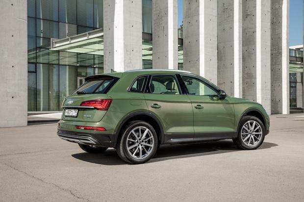 Фото №5 - Audi представили обновленные Audi Q5 и Audi SQ5