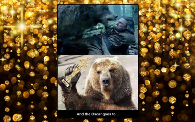 Фото №10 - Леонардо Ди Каприо получает «Оскара»: лучшие мемы и видео