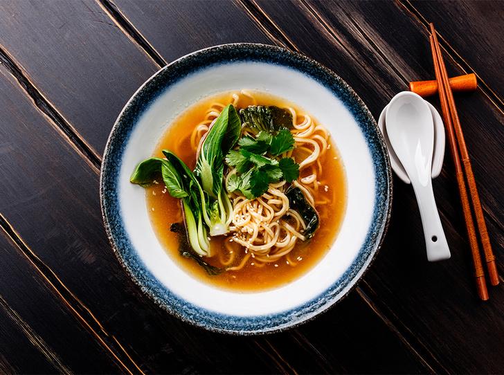 Фото №1 - Рецепт недели: гонконгская лапша с устричным соусом