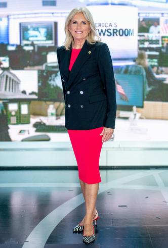 Фото №9 - Стиль Джилл Байден: как одевается новая Первая леди США