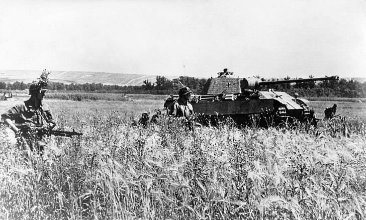 Фото №4 - Багира промахнулась. Почему танк «Пантера» не оправдал ожиданий