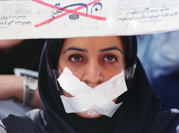 Фото №10 - 55 лет тюрьмы за протест против хиджаба: как иранские активистки борются за права женщин