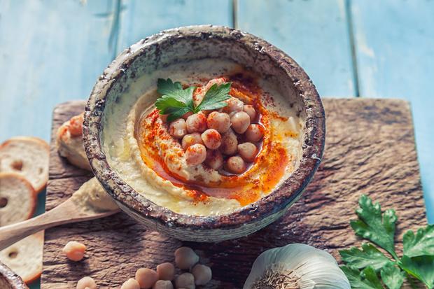 Фото №1 - Готовим вкусный и полезный хумус из нута