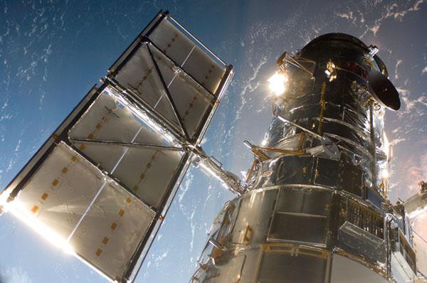 Фото №1 - Зеркальный орбитальный юбиляр