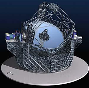 Фото №1 - Европейцы построят Очень Большой Телескоп
