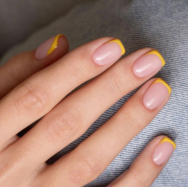 Фото №1 - Маникюр на короткие ногти: 16 классных идей