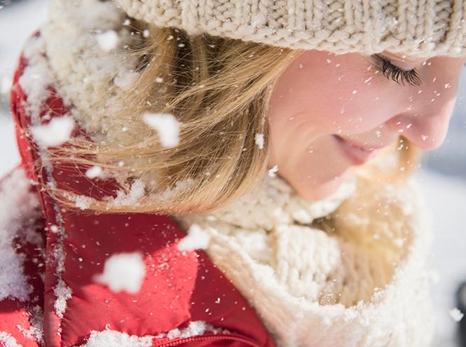 Фото №1 - 5 шагов к сияющей коже зимой