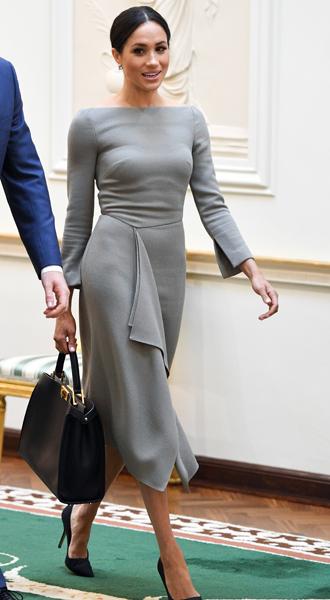 Фото №23 - Герцогиня Меган тратит на наряды больше герцогини Кейт