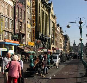 Фото №1 - Амстердам - самый многонациональный город мира