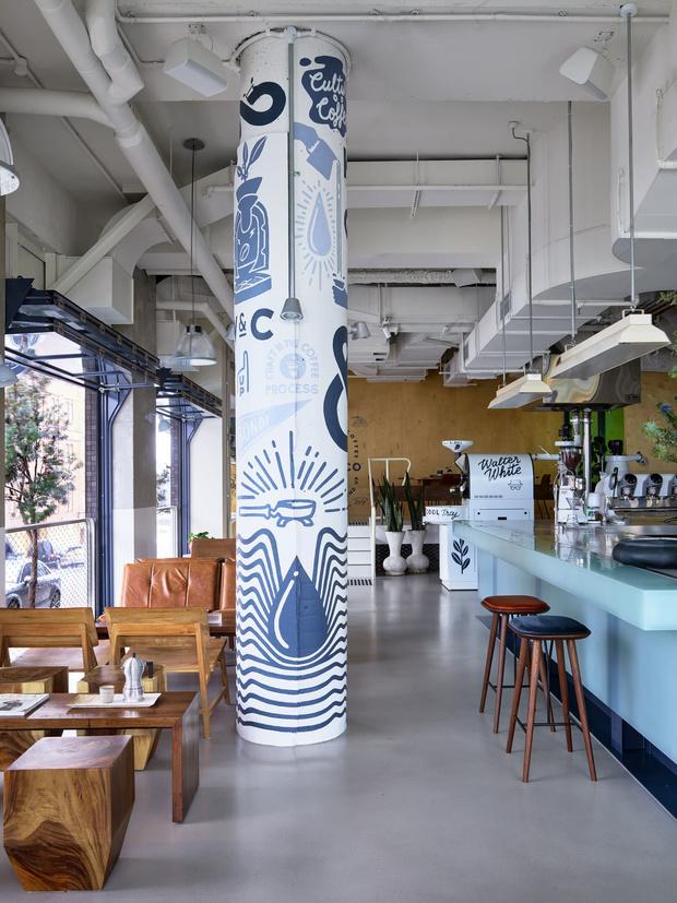 Фото №5 - Пляжное кафе Will & Co в Сиднее