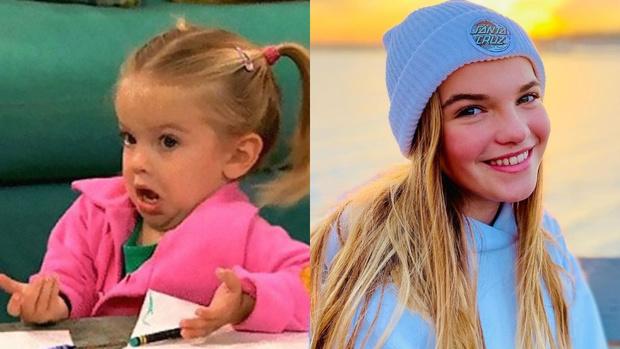 Фото №28 - Как изменились дети из популярных мемов: фото тогда и сейчас