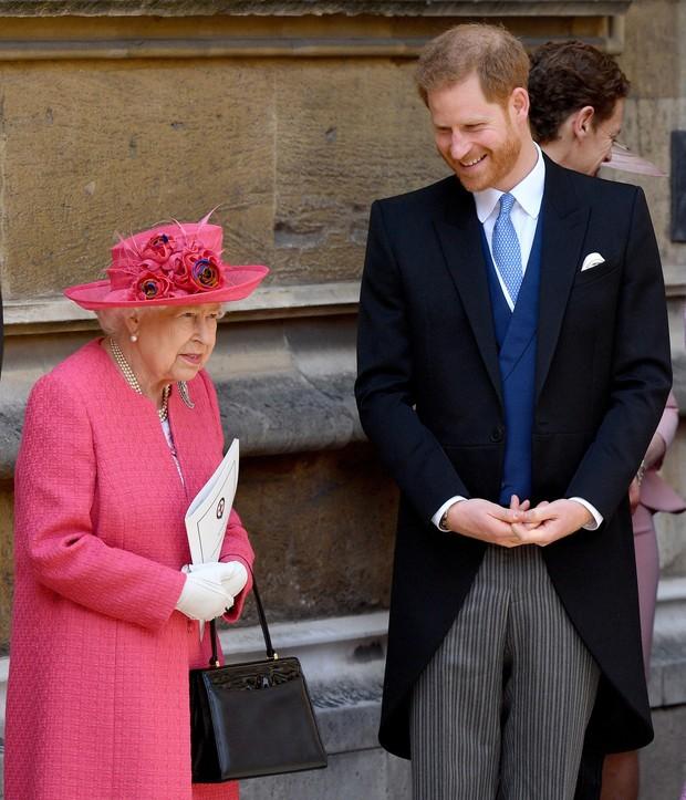 Фото №14 - Королевский бутерброд, и что еще стоит знать о Елизавете II
