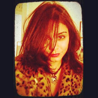 Фото №2 - Ванесса Хадженс: «Короткие волосы? Без проблем!»