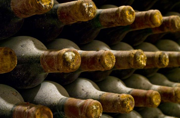 Фото №1 - Вино с историей