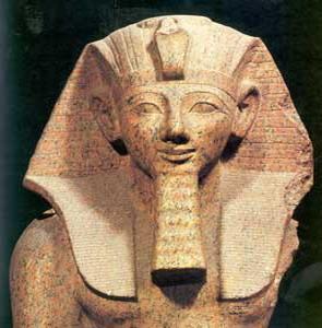 Фото №1 - Идентифицировали мумию Хатшепсут
