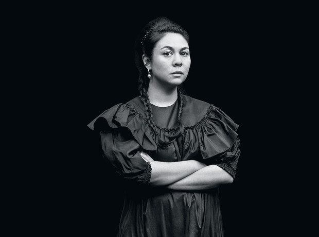 Фото №1 - Дизайнер Симон Роша – о поисках вдохновения и современной женственности