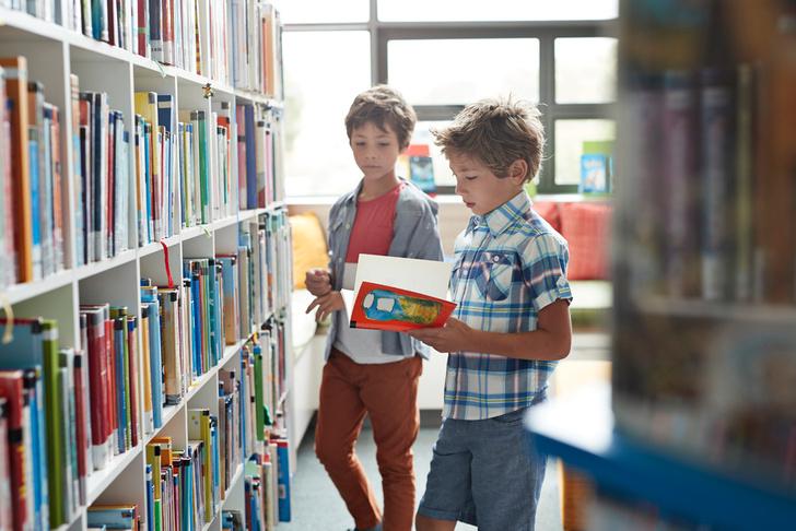 Какие книги купить ребенку, список книг