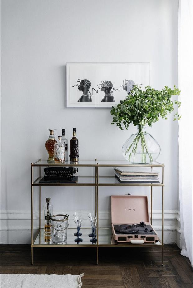 Фото №5 - Романтичная квартира в довоенном доме в Бруклине