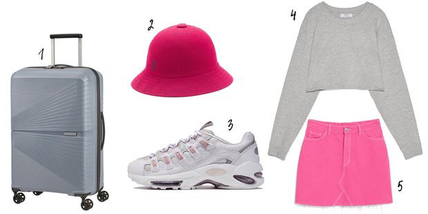 Фото №2 - Вещь дня: 3 образа с кроссовками для тех, кто не любит скуку
