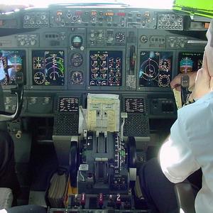 Фото №1 - Безработный китаец прикинулся пилотом