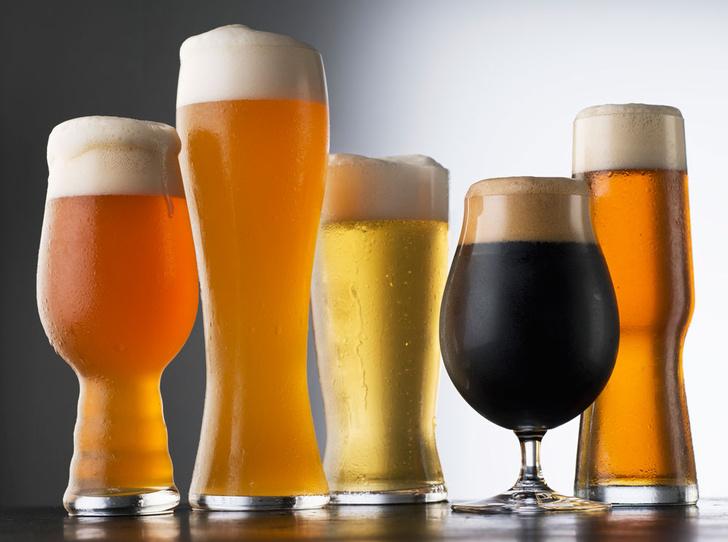 Фото №1 - К пятнице: самый глянцевый гид по пиву