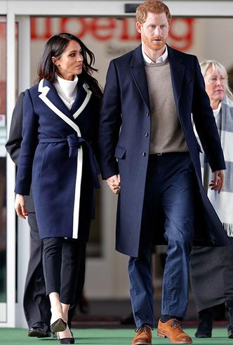 Фото №9 - Принц Гарри и Меган Маркл вышли на новый уровень отношений