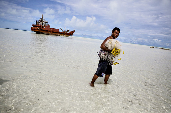 Фото №7 - Голубая бездна: как спасти Кирибати
