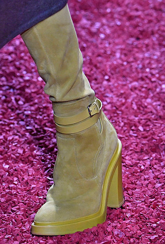 Фото №3 - Как сочетать кожаные вещи между собой: мастер-класс от Hermès FW18-19