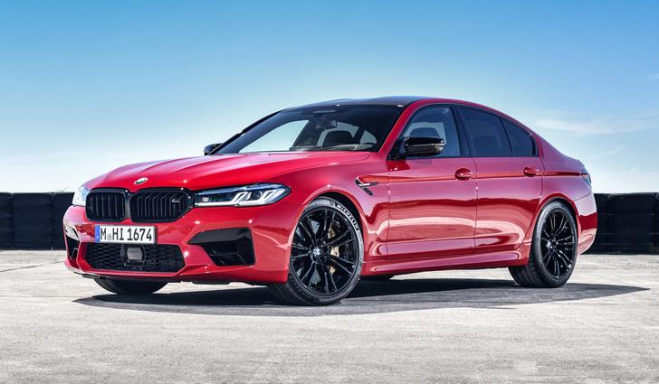 Фото №2 - BMW представила самую быструю «пятерку»