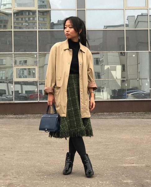Фото №7 - Утепляемся: Что носит осенью редакция Elle Girl