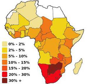 Фото №1 - Африке грозит двойная эпидемия