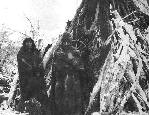 Фото №1 - Завещание снежных индейцев